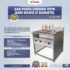 Jual Gas Pasta Cooker With Bain Marie (4 Baskets) MKS-PCBM4 di Pekanbaru