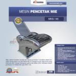 Jual Mesin Cetak Mie (MKS-145) Di Pekanbaru