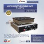 Jual Mesin Waffle Listrik Bentuk Hati 25 Lubang MKS-HSW25E Di Pekanbaru