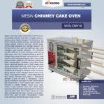 Jual Mesin Chimney Cake Oven MKS-CMY16 di Pekanbaru