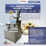 Jual Mesin Pembuat Bakpao Isi Mini Otomatis di Pekanbaru