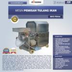 Jual Mesin Pemisah Tulang Ikan (FSH44) di Pekanbaru