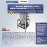 Jual Mesin Presto Stainless Steel Untuk Industri di Pekanbaru