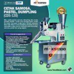 Jual Cetak Samosa, Pastel, Dumpling (CDS-120) di Pekanbaru