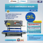 Jual Mesin Continuous Band Sealer MSP-770IIB di Pekanbaru
