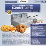 Jual Electric Fryer Listrik MKS-82B di Pekanbaru