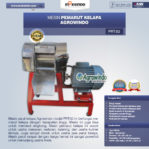 Jual Mesin Pemarut Kapasitas Besar di Pekanbaru