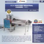 Jual Mesin Popcorn Industrial Caramel (Gas) – CRM800 di Pekanbaru