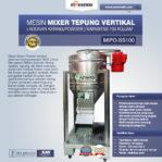 Jual Mesin Mixer Tepung Vertikal di Pekanbaru