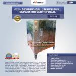 Jual Mesin Sentrifugal (Sentrifus), Separator Sentrifugal di Pekanbaru