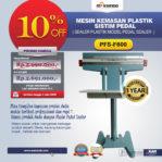 Jual Pedal Sealing Machine (PFS-F600) Di Pekanbaru