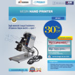 Jual Mesin Hand Printer (Pencetak Kedaluwarsa) di Pekanbaru