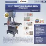 Jual Bonesaw Pemotong Daging Beku (BSW300) di Pekanbaru