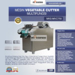 Jual Mesin Vegetable Cutter Multifungsi (Type MVC750) di Pekanbaru