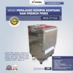 Jual Mesin Perajang Keripik Kentang dan French Fries – MKS-CT100A di Pekanbaru