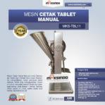 Jual Mesin Cetak Tablet Manual – MKS-TBL11 di Pekanbaru