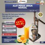 Jual Alat Pemeras Jeruk Manual ARD-J22 di Pekanbaru