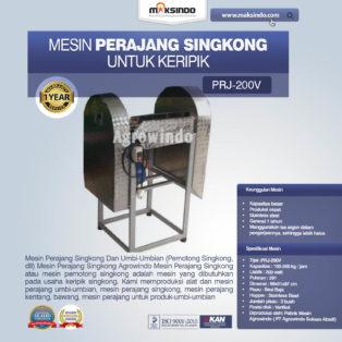 Jual Mesin Perajang Singkong Untuk Keripik di Pekanbaru