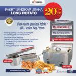 Jual Paket Mesin Long Potato Kentang Panjang di Pekanbaru