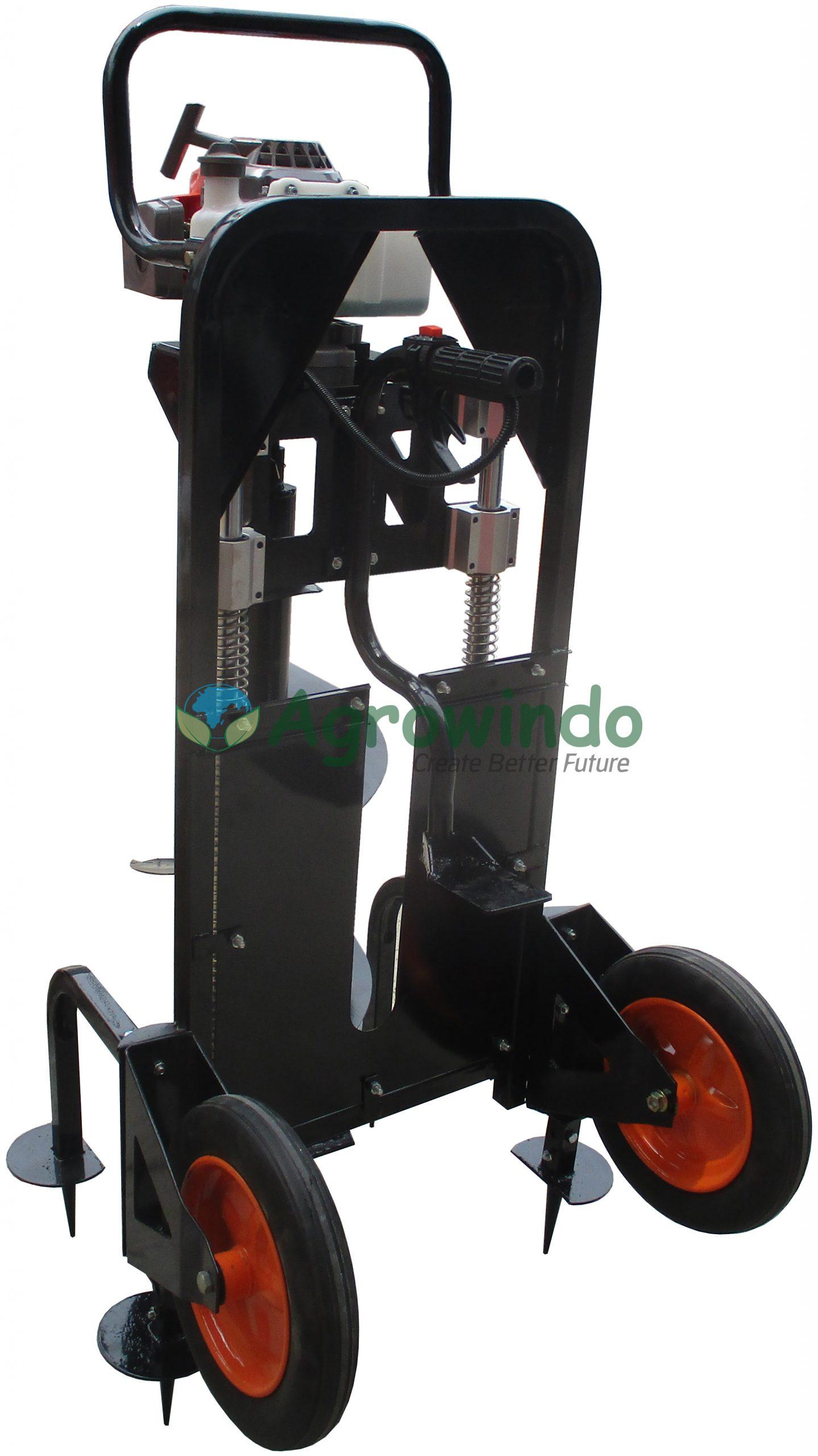 Jual Mesin Pembuat Lubang Tanah AGR-PT62 Di Pekanbaru