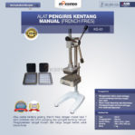 Jual Alat Pengiris Kentang Manual (french fries) di Pekanbaru