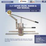 Jual Alat Cetak Cilok, Bakso dan Kue Manual di Pekanbaru