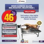 Jual Mesin BBQ Roaster (GRILLO-LMB22) di Pekanbaru
