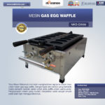 Jual Mesin Gas Egg Waffle MKS-GW66 Di Pekanbaru
