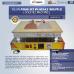 Jual Mesin Pembuat Pancake Souffle (Souffle Machine) MKS-SFL01 Di Pekanbaru