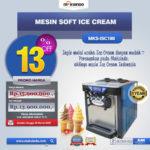 Jual Mesin Soft Ice Cream ISC-188 di Pekanbaru