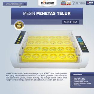 Jual Mesin Penetas Telur AGR-TT24A Di Pekanbaru