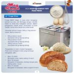 Jual Pembuat Roti (Bread Maker) ARD-BM66X di Pekanbaru