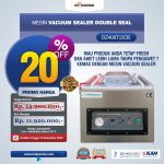 Jual Vacuum Sealer Double Seal DZ400T/2CB di Pekanbaru