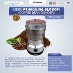 Jual Penggiling Biji Kopi (Coffee Bean Grinder) MKS-CG50 di Pekanbaru