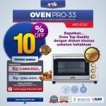Jual Oven Listrik (Oven Pro-33) di Pekanbaru