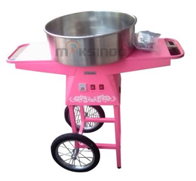 Jual Mesin Cotton Candy + Grobak di Pekanbaru